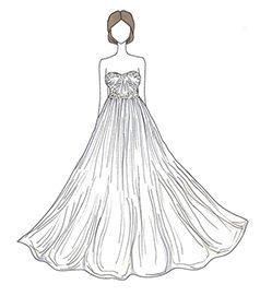 שמלת כלה של Rhea Durham