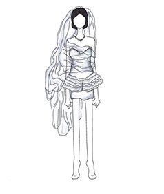 שמלת כלה של ריטה וילסון