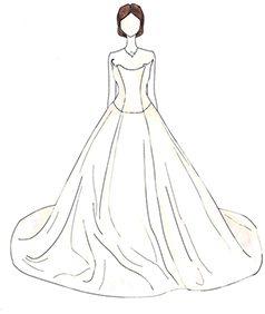 שמלת כלה של ויקטוריה בקהם