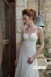 שמלת כלה קלאסית מתחרה