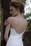 שמלת כלה חשופה