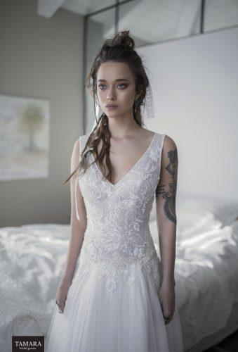 שמלות כלה עם אפליקציות