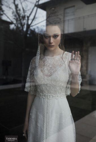 שמלת כלה קלאסית אצילית