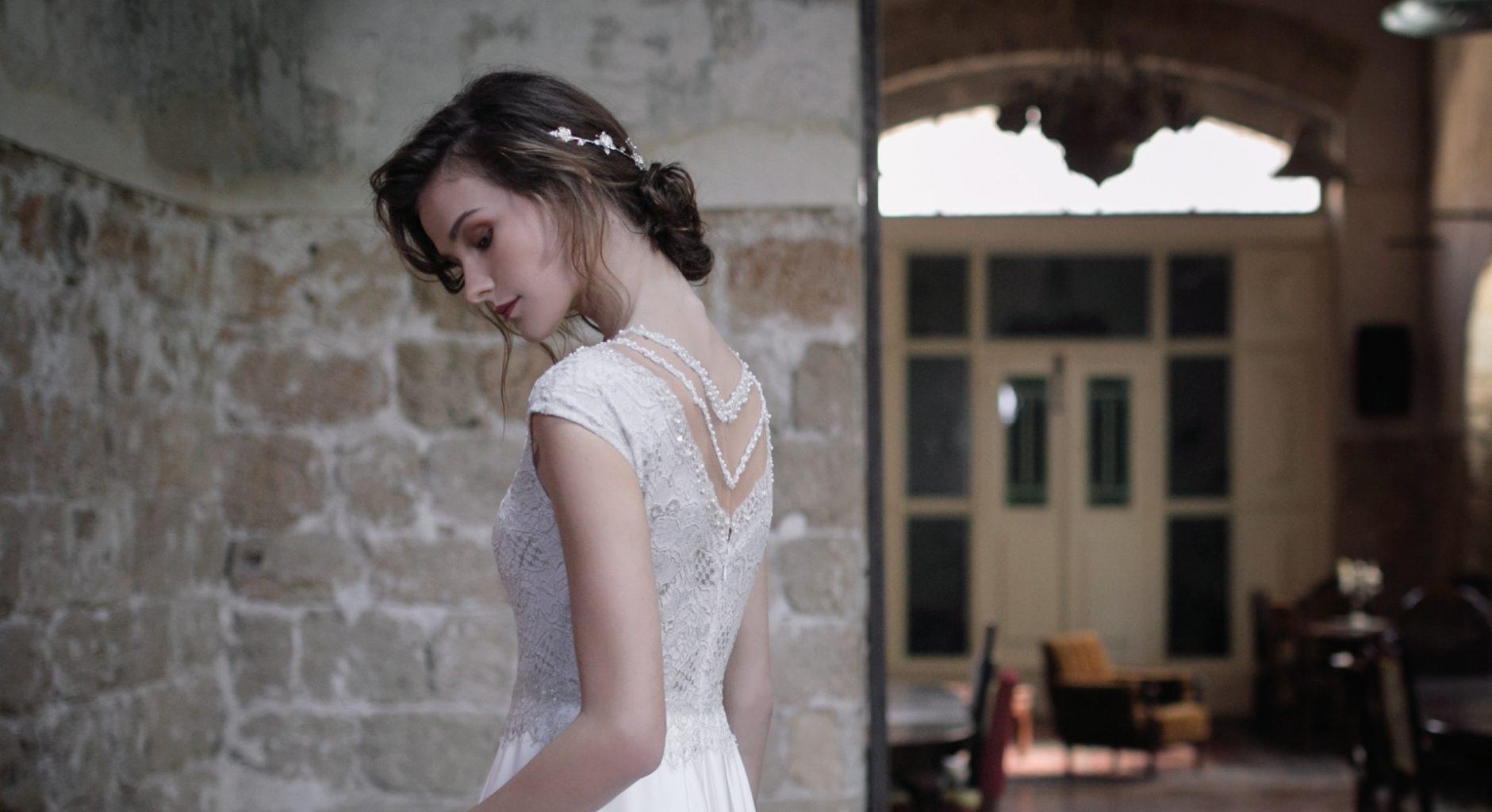 שמלת כלה וינטאג'