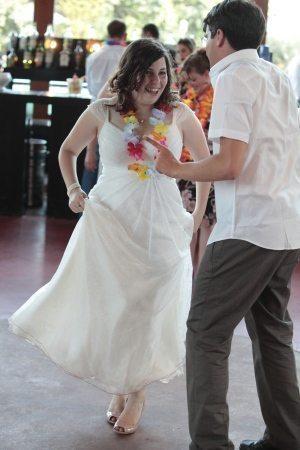 שמלת כלה עם שיפון
