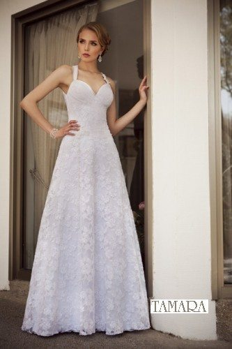 שמלת כלה ענבר
