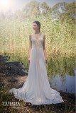 שמלת כלה רומנטית עדינה
