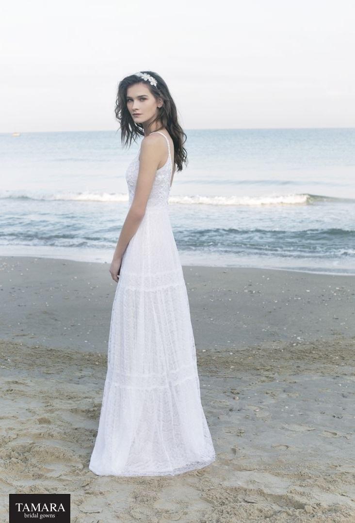 שמלת כלה בוהמית